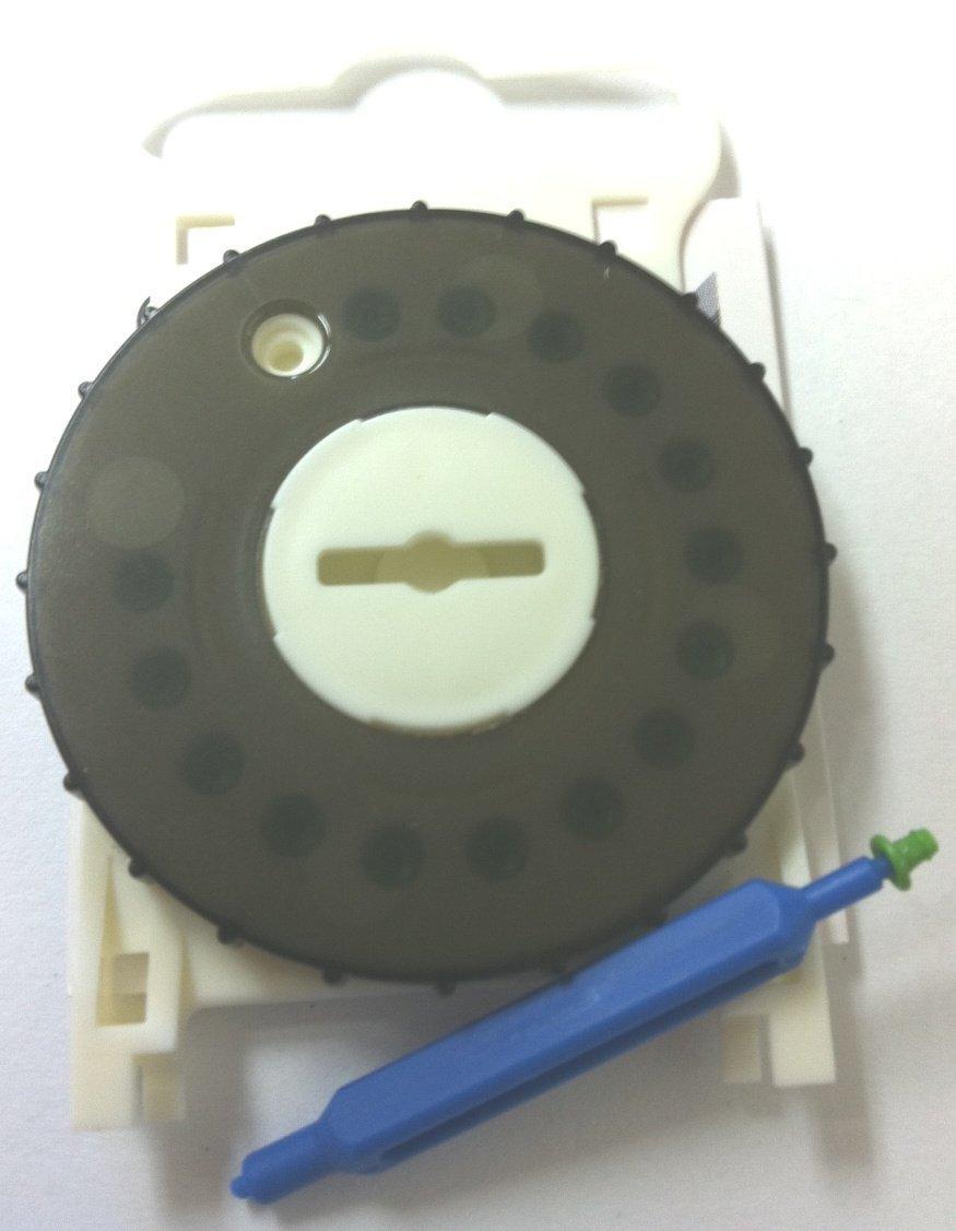 C-GRID GREEN Wax Guard Wheel for Siemens Hearing Aids by Siemens