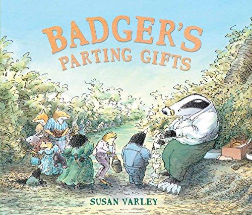 Badger's Parting Gifts: Amazon.co.uk: Susan Varley: 9781849395144 ...