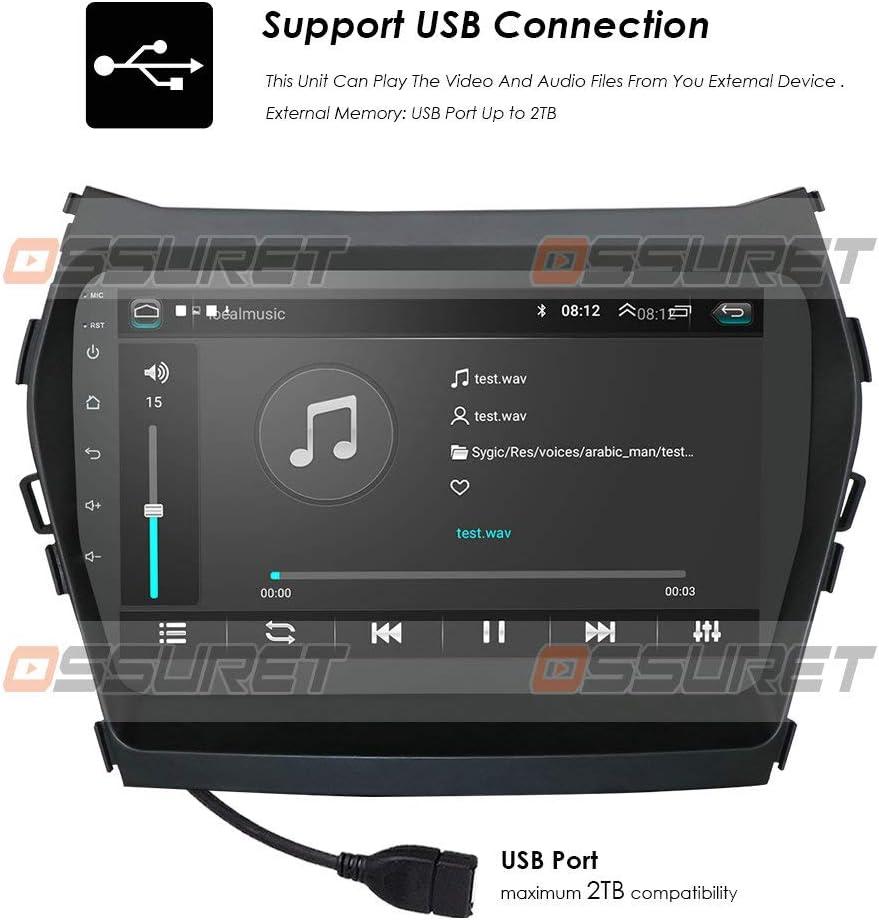 Doble DIN Car Stereo Radio GPS Navigation con Sistema operativo ...