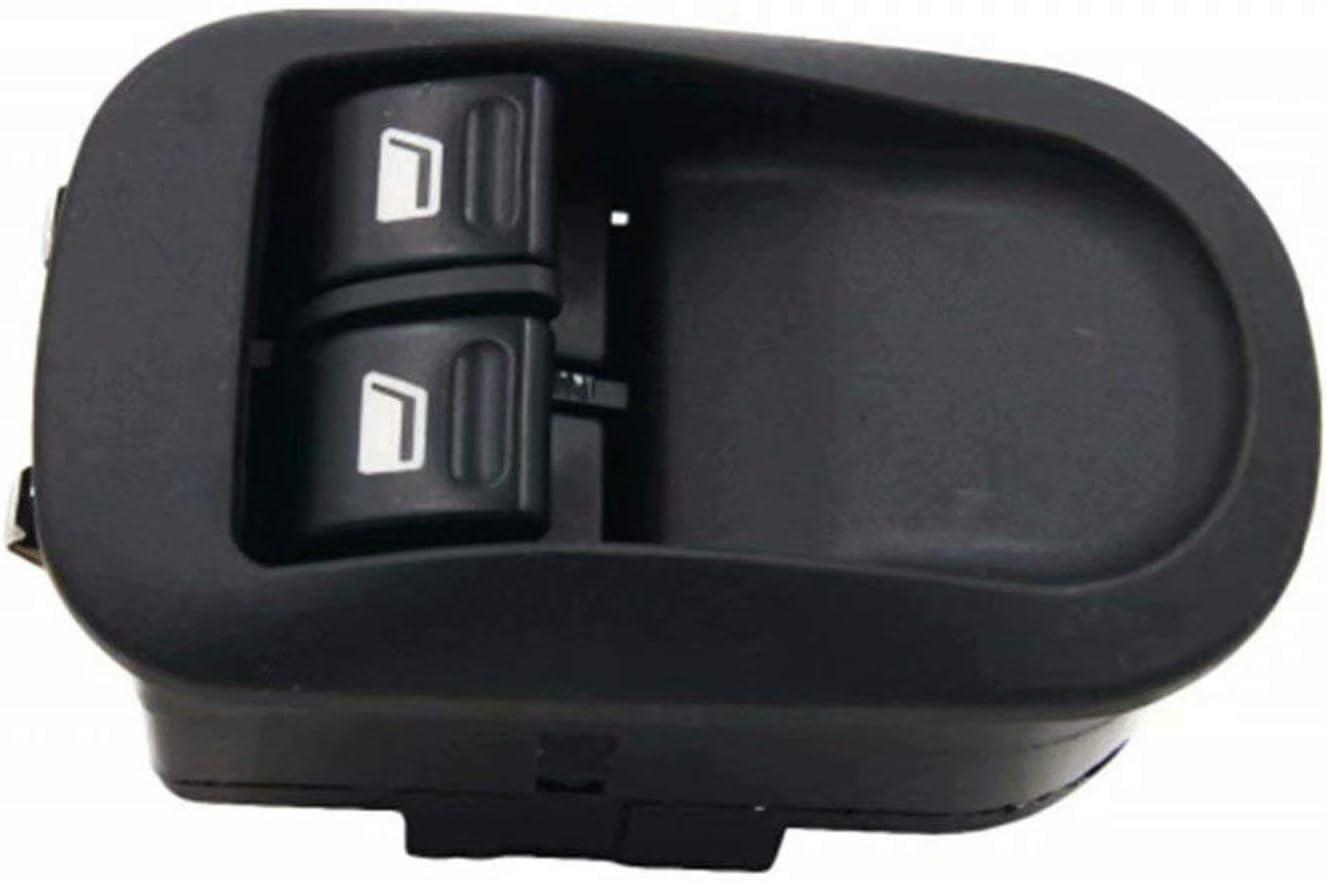 Interrupteur principal de fen/être /à remplacer /à la place du 307 Break 2000-2014 307SW 2002-2014 307CC 2003-2014 OE 96351625XT 53269709 Interrupteur de vitre c/ôt/é conducteur avant gauche