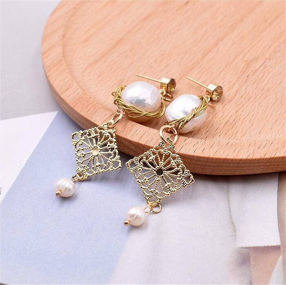 Drop Earring Dangle Long Bar Chandelier Chain Retro Crystal Ear Line Jewelry