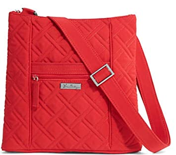 5fd41f6119bd Buy Gorgeous Vera Bradley Solid Hipster In Tango Red Online at Low Prices  in India - Amazon.in