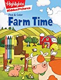 In this new series from Highlights™, kids get everything they need in a single package for hours of creative fun. Find & Color Hidden Pictures®: Farm Fun encourages readers to locate the objects hidden in the scenes of life on a farm, and to use ...