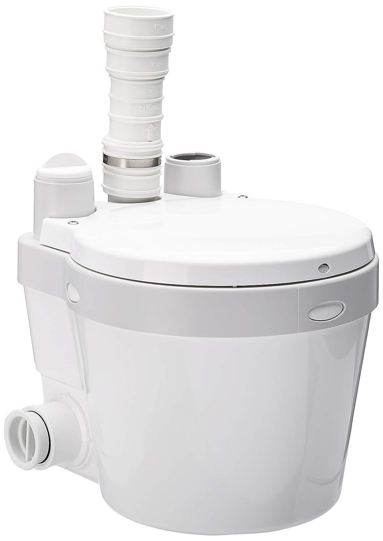 Saniflo 021 SANISWIFT Residental Gray Water Pump, White by ...