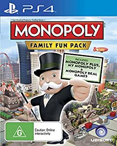 MONOPOLY DELUXE EDITION PS4