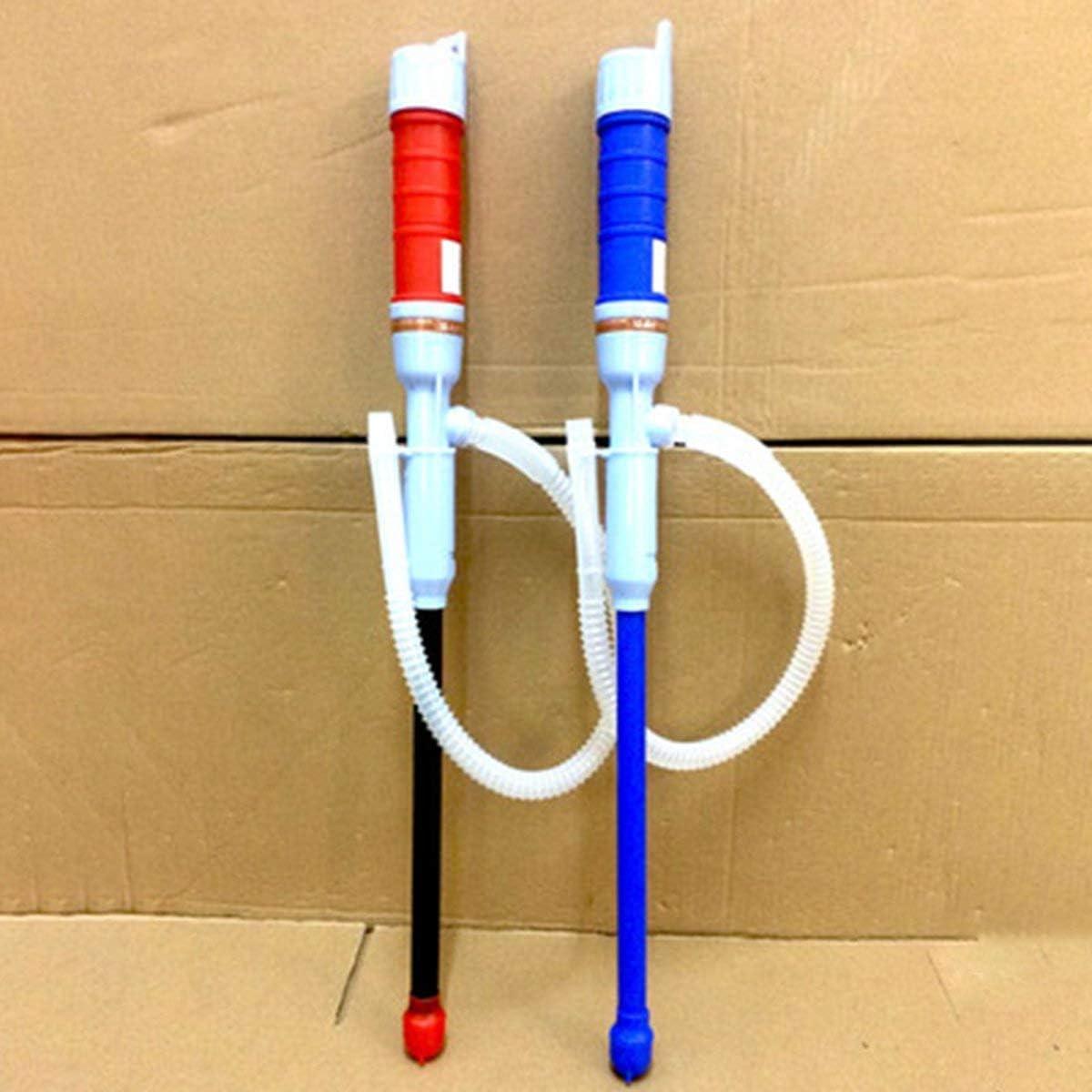 blau Gugutogo Tragbare Kleine Elektro-Pumpenrohr Pumping Pumpe Pumpeneinheit Aquarium Wasserwechsel Kreative Autozubeh/ör
