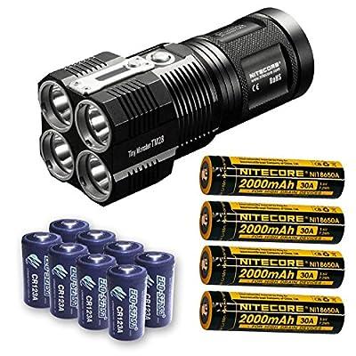 Combo: Nitecore TM28 6000Lm Rechargeable Flashlight w/Nitecore NU30 Rechargeable HeadlampCombo: Nitecore TM28 6000Lm Rechargeable Flashlight w/Nitecore NU30 Rechargeable Headlamp