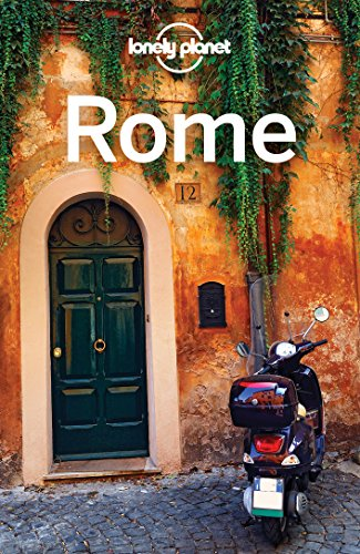 Lonely Planet Rome (Travel Guide) cover