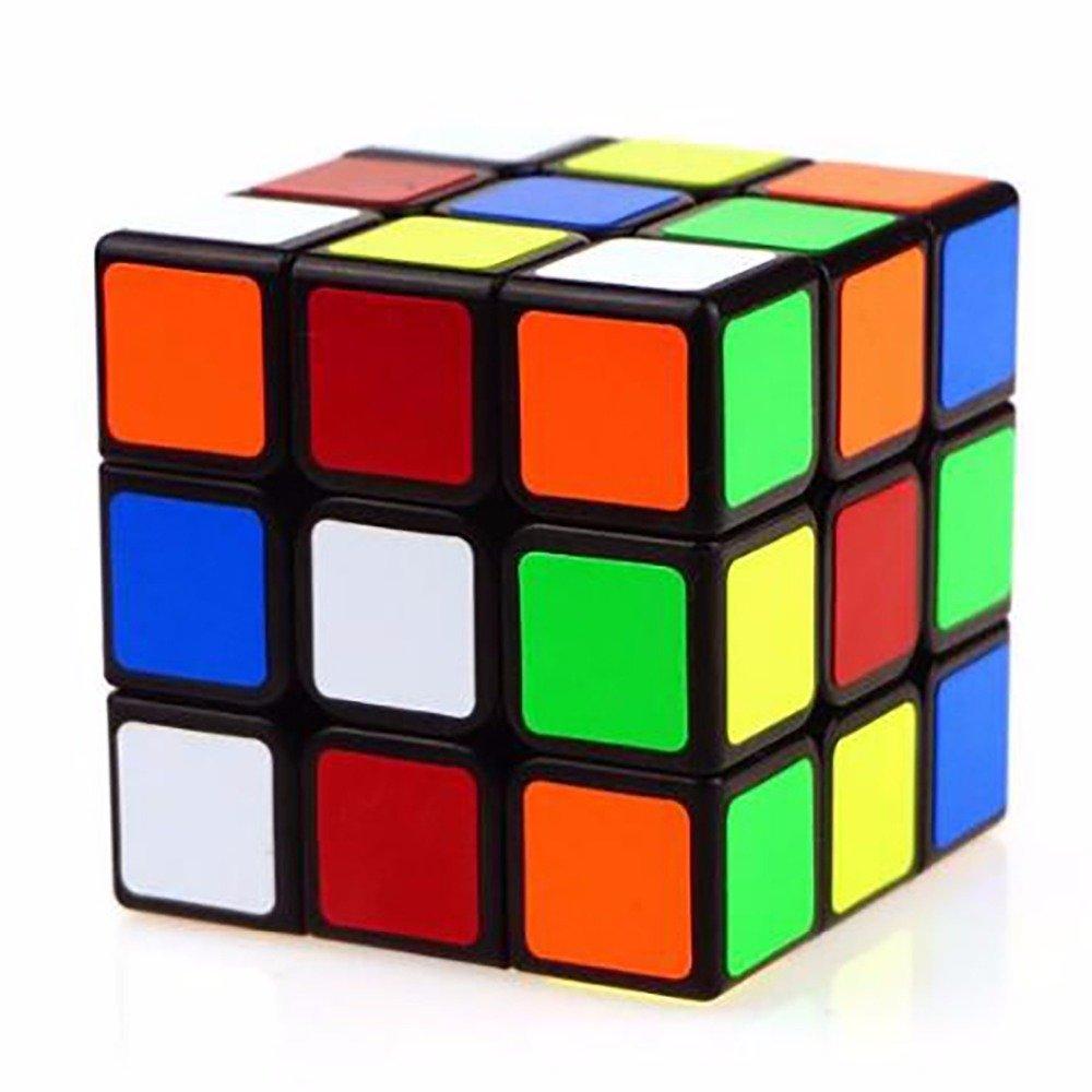 Cube de Vitesse Magique Classique Professionnel D/ébutant 3*3*3 Jeux Educatifs Scientifiques