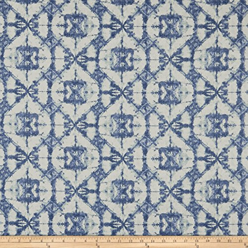 Swavelle/Mill Creek Eber Denim Fabric By The Yard (Medium Weight Upholstery Fabric)