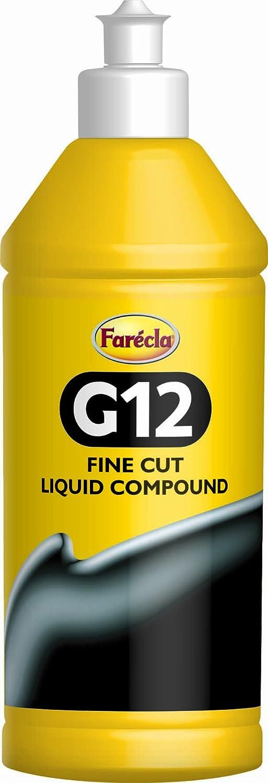 Farecla G12 650 12 G12 Fine Finishing Compound 500 Ml Auto