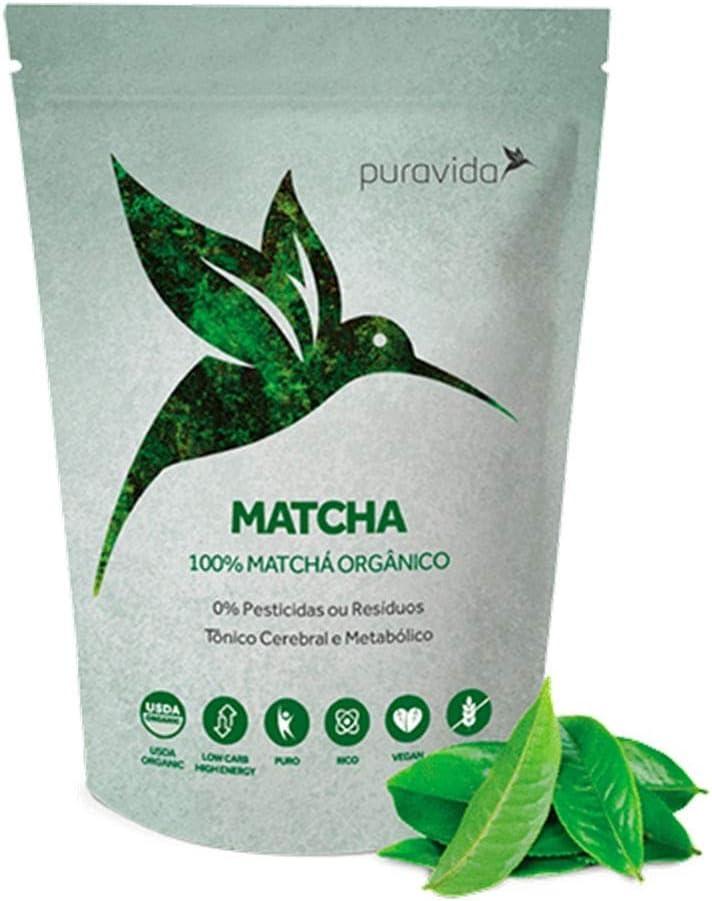 Matchá Premium (100g) - Pura Vida