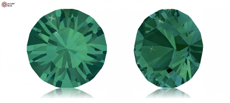 PP09 (1.50 - 1.60 mm) Cristaux de Swarovski 668730 Pierres Rondes 1028 PP 10 Emerald F, 1440 Pièces