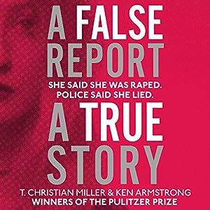 A False Report Audiobook