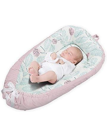 AOLVO - Tumbona para bebé, Desmontable y Reversible, para recién Nacido, cunas y