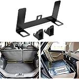 zroven Kit de montaje de anclaje universal para asiento infantil para automóvil para conector de cinturón ISOFIX