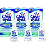 Clear Eyes   Complete 7 Symptom Relief Enhanced