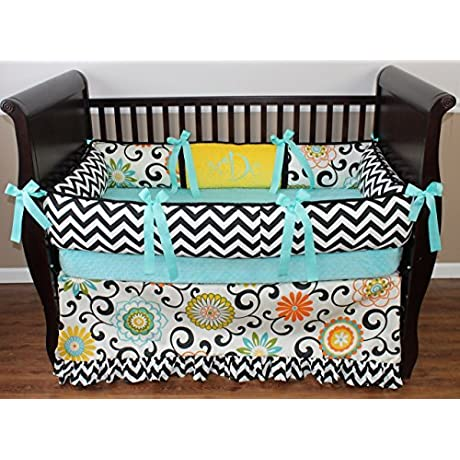 Modpeapod Julia Breathable Baby Bedding Set