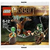 Lego The Hobbit Mirkwood Elf Guard Set 30212 Bagged