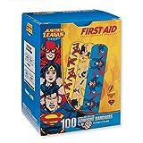 First Aid Wonder Woman, Superman, Flash Bandages