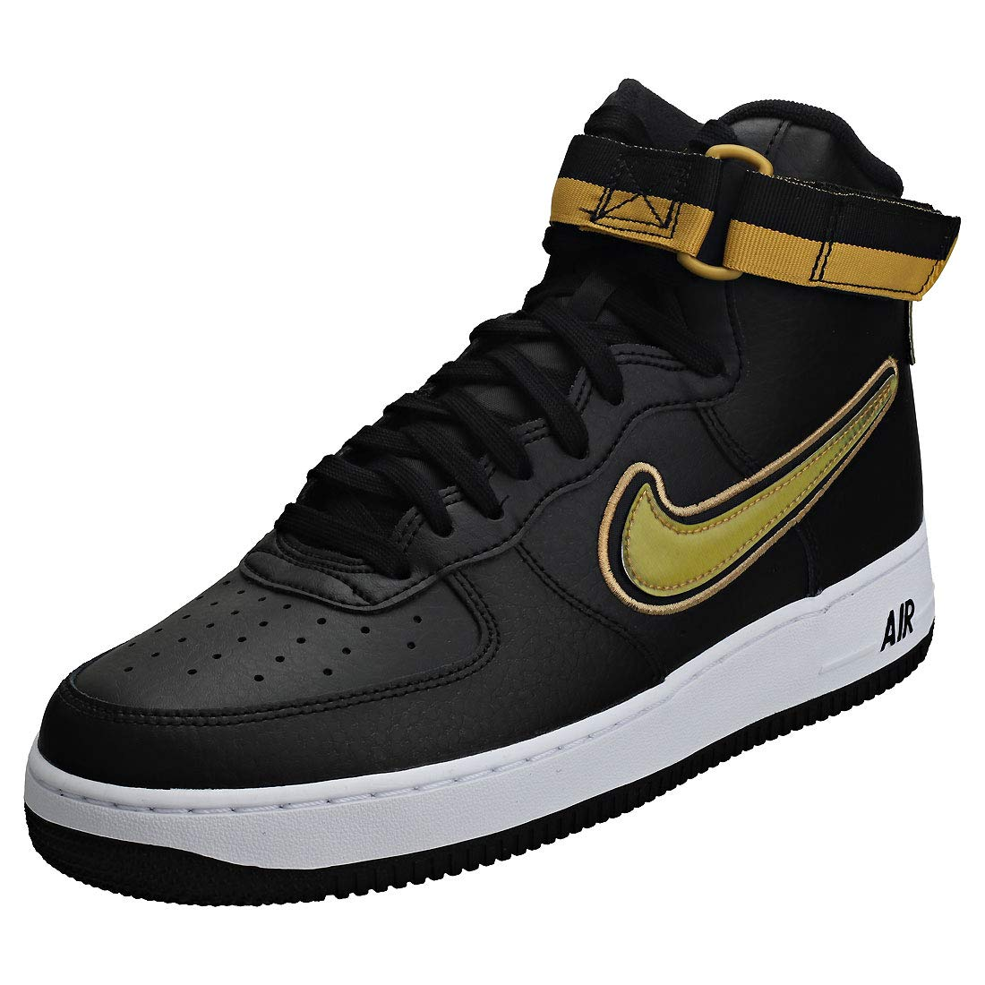 f4c770fa5b Nike Air Force 1 High ´07 ´07 ´07 Lv8 Sport Schuhe Herren Schwarz b9ca23