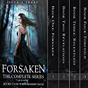 The Forsaken Saga Complete Box Set (Books 1-4) Audiobook by E. M. Knight, Sophia Sharp Narrated by Pamela Lorence
