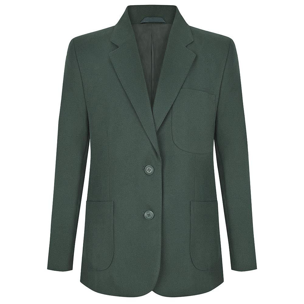Vert Bouteille 66 cm School Uniform 365 - Blazer - Fille