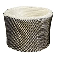 HQRP Humidifier Wick Filter for Honeywell HC-14 / HC14 / HC-14N Type E Replacement + HQRP Coaster