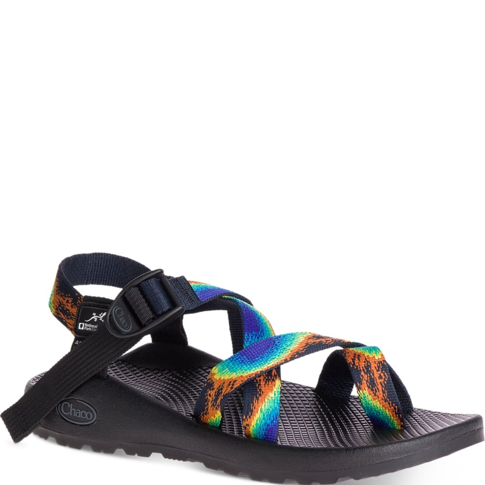 Chaco Women's Z2 Classic Athletic Sandal B072N3NL7Q 6 B(M) US|Yellowstone Total Eclipse