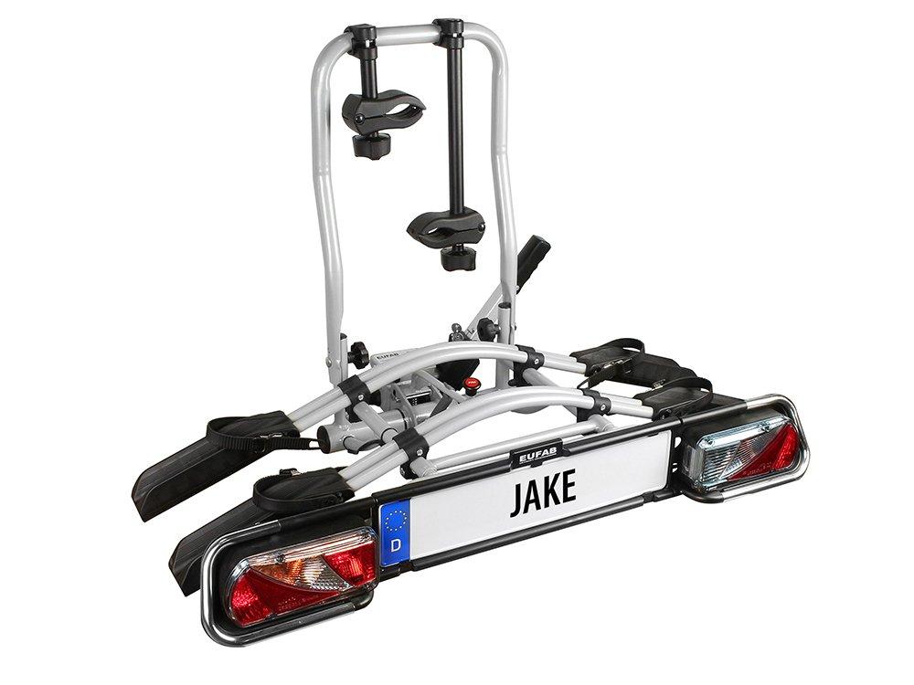 """EUFAB 11510 Kupplungsträger für AHK """"Jake"""" für 2 Fahrräder product image"""