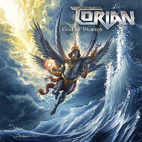 Vinilo : Torian - God Of Storms (black Vinyl) (Black)
