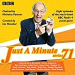Just a Minute: Series 71: All eight episodes of the 71st radio series |  BBC