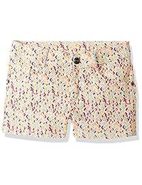 Crazy 8 - Pantalón Corto de Ganchillo para niña