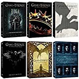 Game Of Thrones: Season 1 - 6 Complete Series