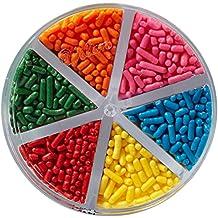 Wilton Jimmies Rainbow Sprinkle Assortment, 3.2 oz. - Cake Decorating Supplies