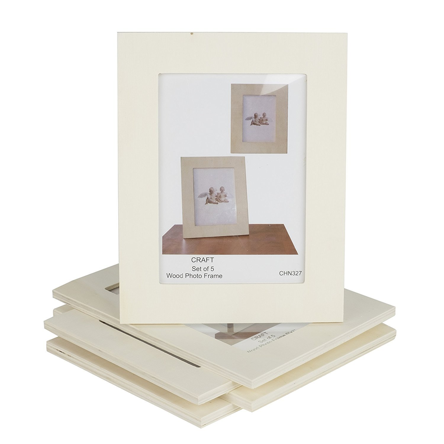 Best wooden picture frames for crafts | Amazon.com