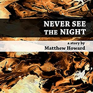 Never See the Night Audiobook