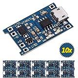 Icstation TP4056 Micro USB 5V 1A 18650 Lithium