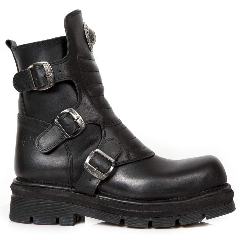 New Rock M.1482X S4 negro - botas, Gótico, Unisexo