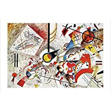 Posters: Wassily Kandinsky Poster Art Print - Sans Titre (39 x 28 inches)