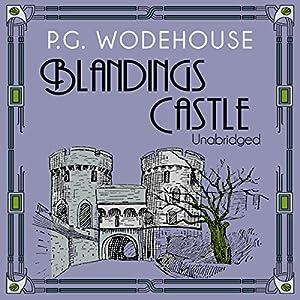 Blandings Castle Audiobook