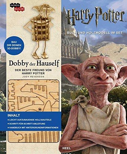 Incredibuilds Dobby Der Hauself Der Beste Freund Von Harry Potter Revenson Jody 9783958433915 Amazon Com Books