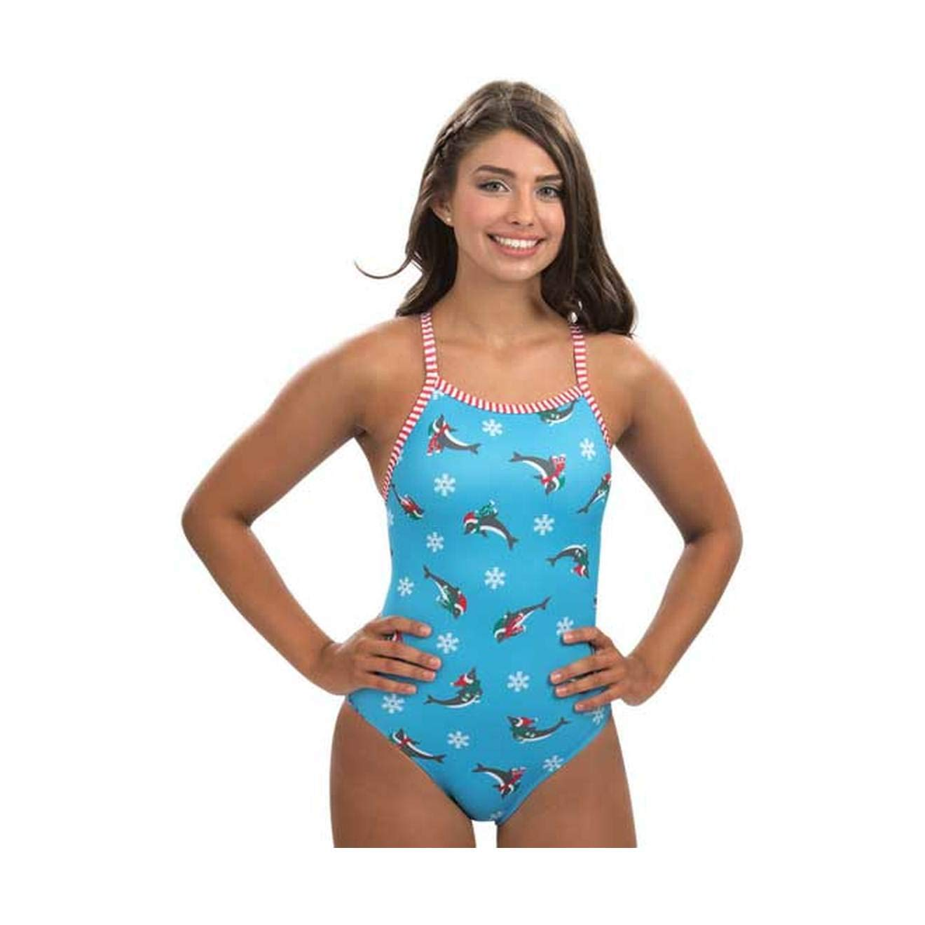 ecff39675f68b Dolfin Women s Uglies String Back One Piece Swimsuit product image