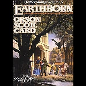 Earthborn Hörbuch