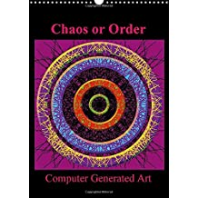 Chaos or Order Computer Generated Art 2015: My fascination with geometrical precision was the starting point for this project.