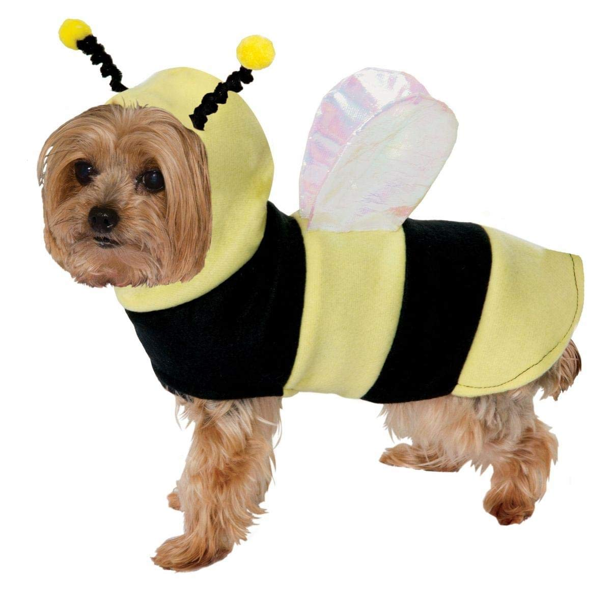 Medium Forum Novelties Bumble Bee Pet Costume Medium