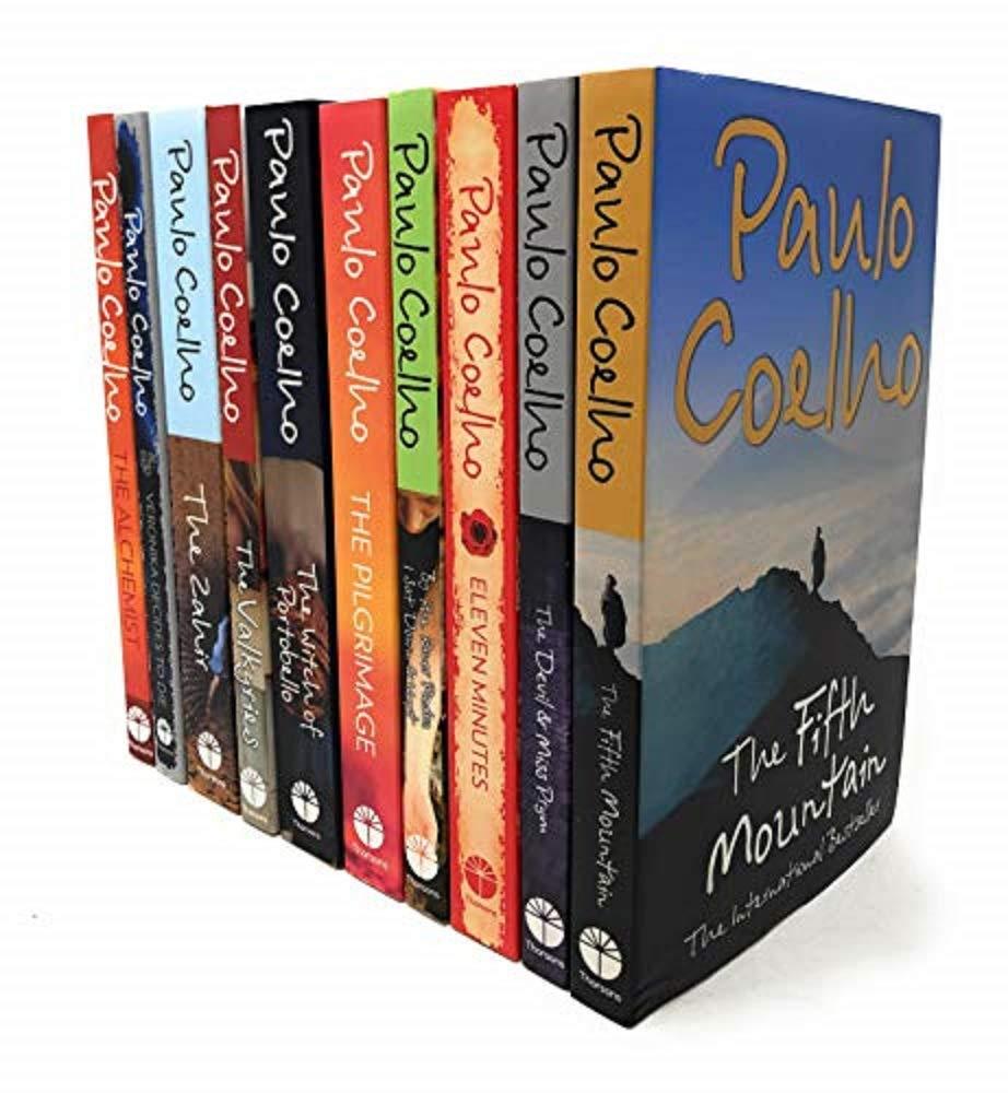 english in paulo books coelho
