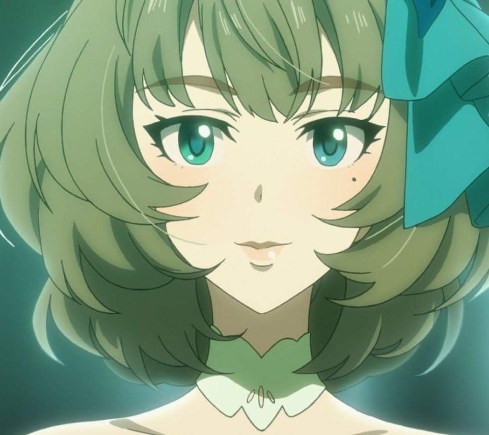 アイドルマスター 高垣 楓 Android(960×854)待ち受け画像