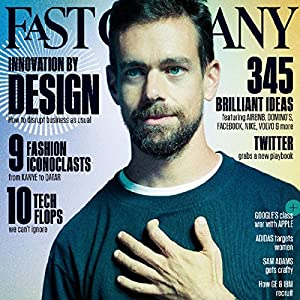 Audible Fast Company, October 2016 Periodical