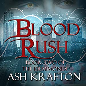 Blood Rush Audiobook